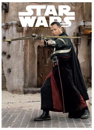 Star Wars Insider 172 (Subscriber Cover)