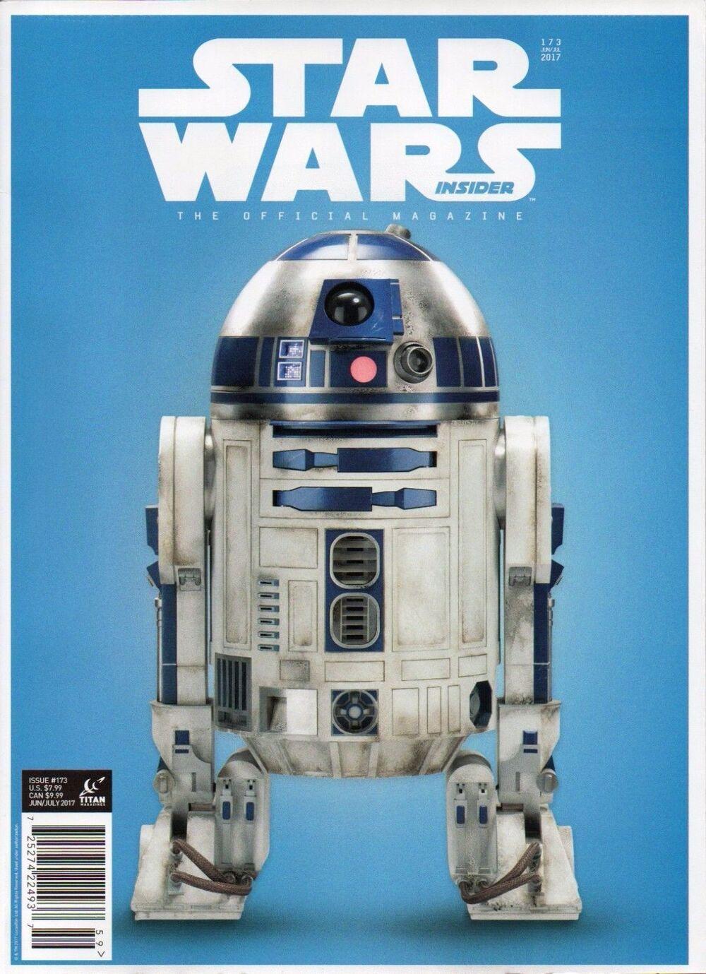 Star Wars Insider 173 - Previews Edition