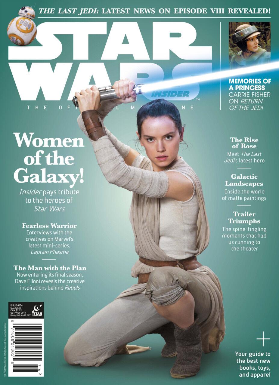 Star Wars Insider 176