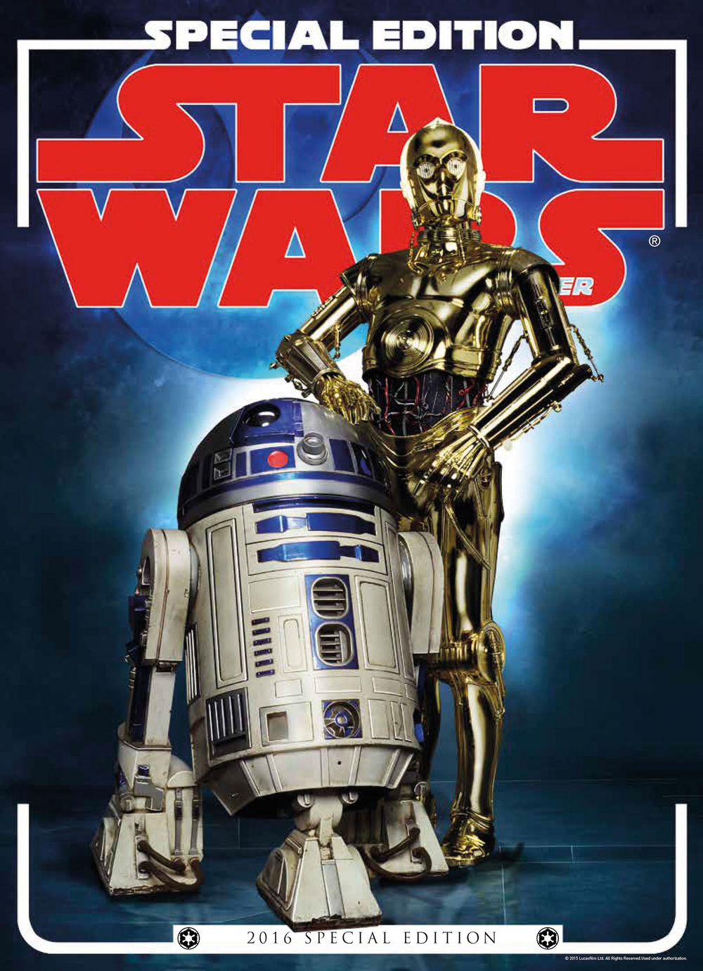 Star Wars Insider Special Edition 2016