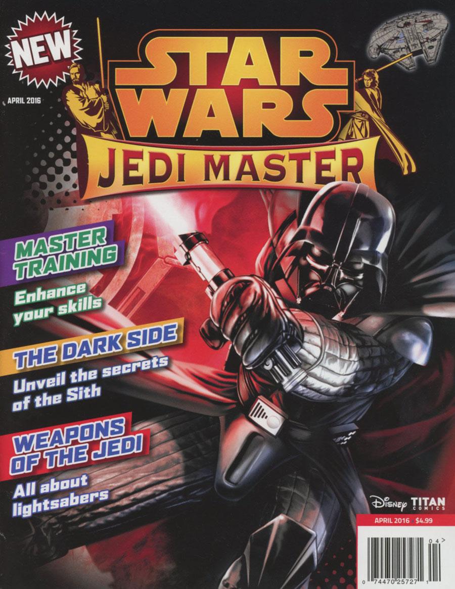 Star Wars Jedi Master Magazine 3