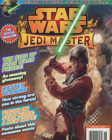 Star Wars Jedi Master Magazine 4