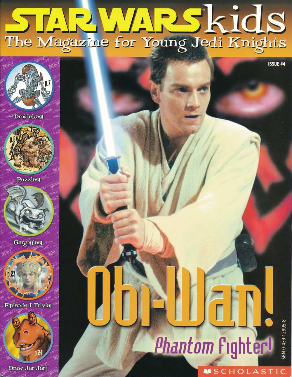 Star Wars Kids (Scholastic v2) 4