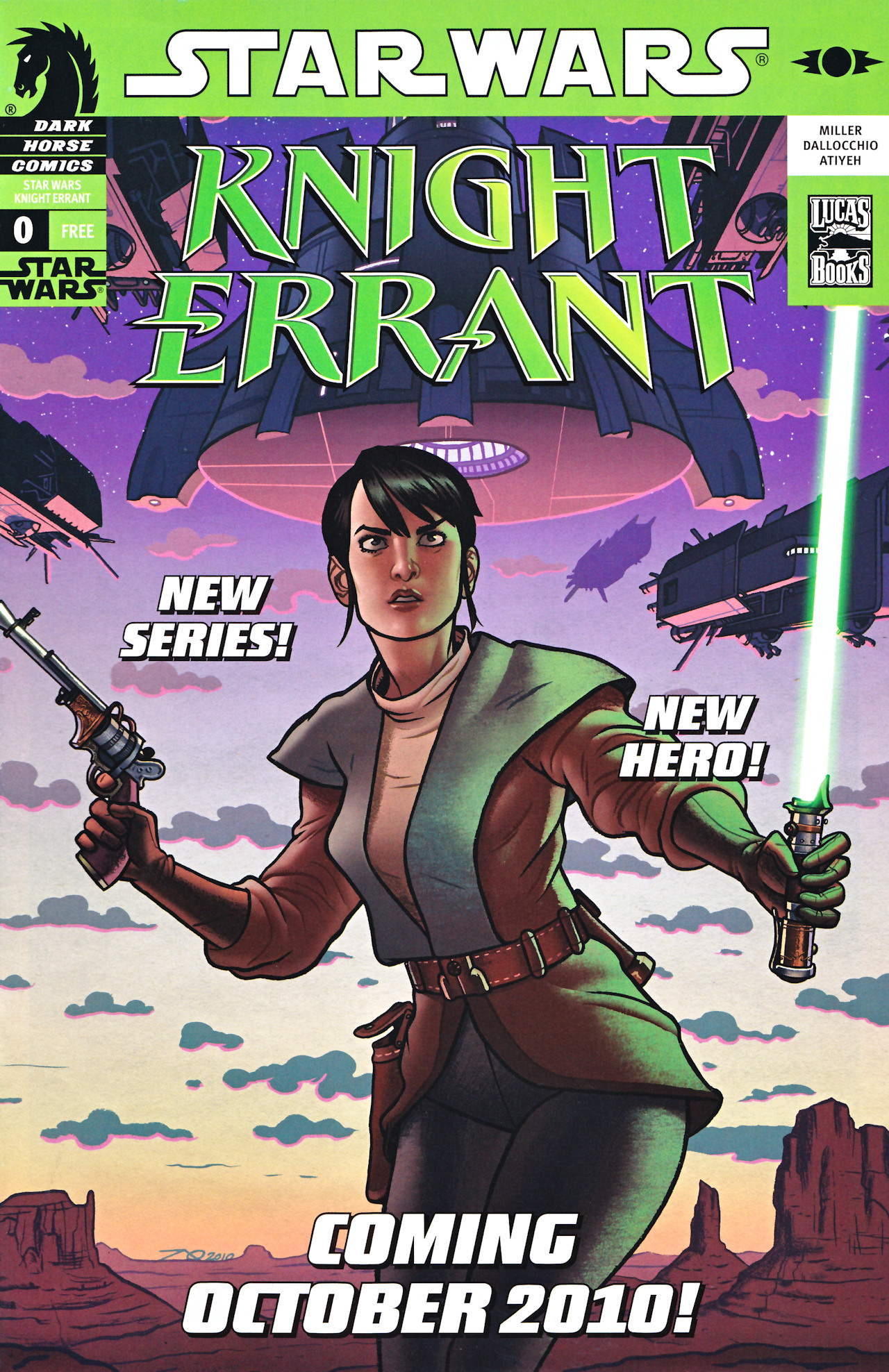 Star Wars: Knight Errant (Comic)