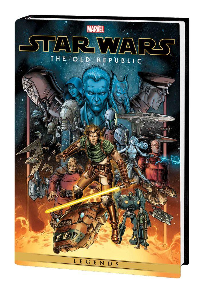 Star Wars: The Old Republic Omnibus