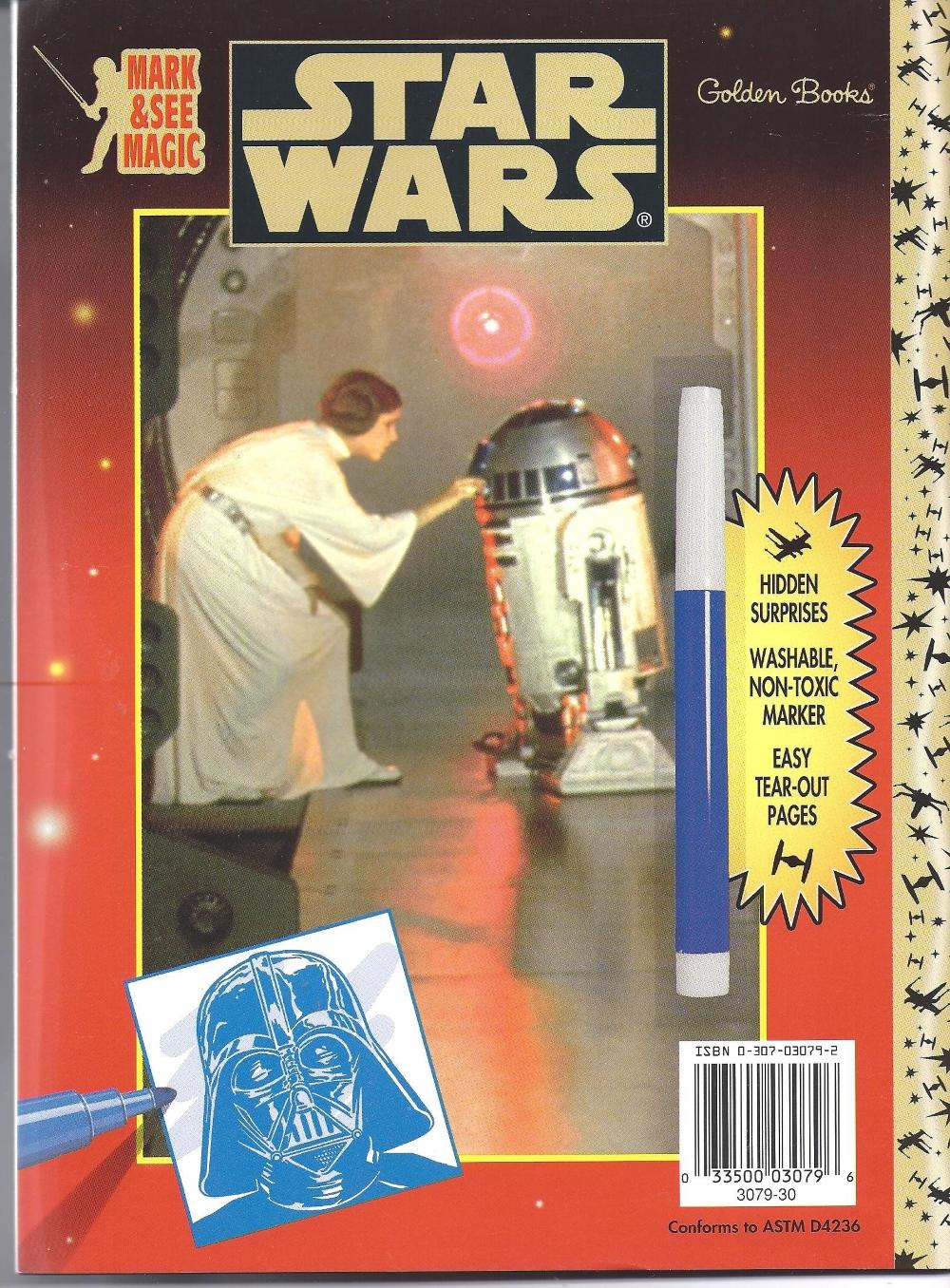 Star Wars: Mark and See Magic
