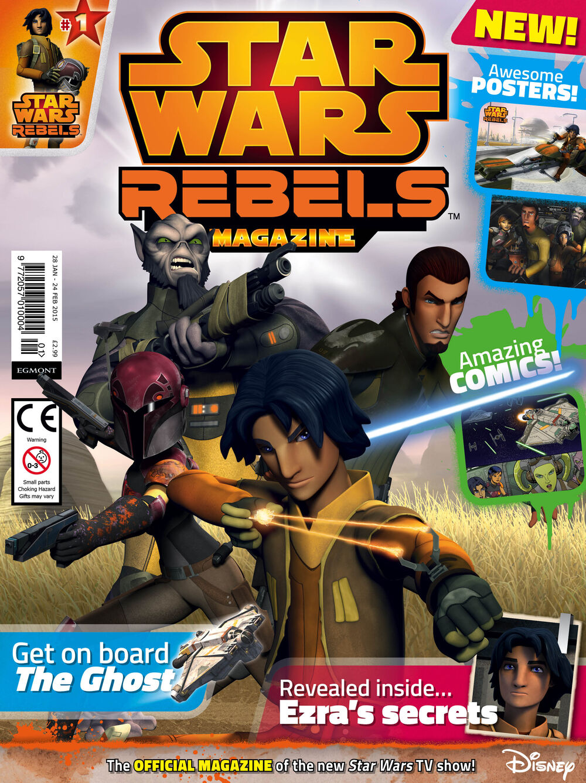 Star Wars Rebels Magazine 1