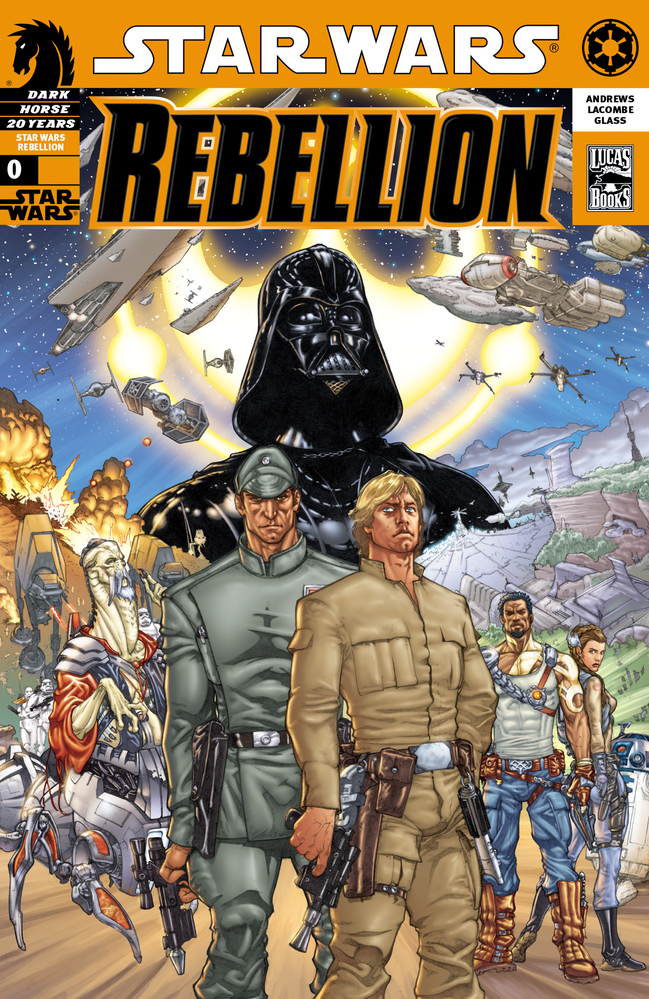 Star Wars Rebellion: My Brother, My Enemy