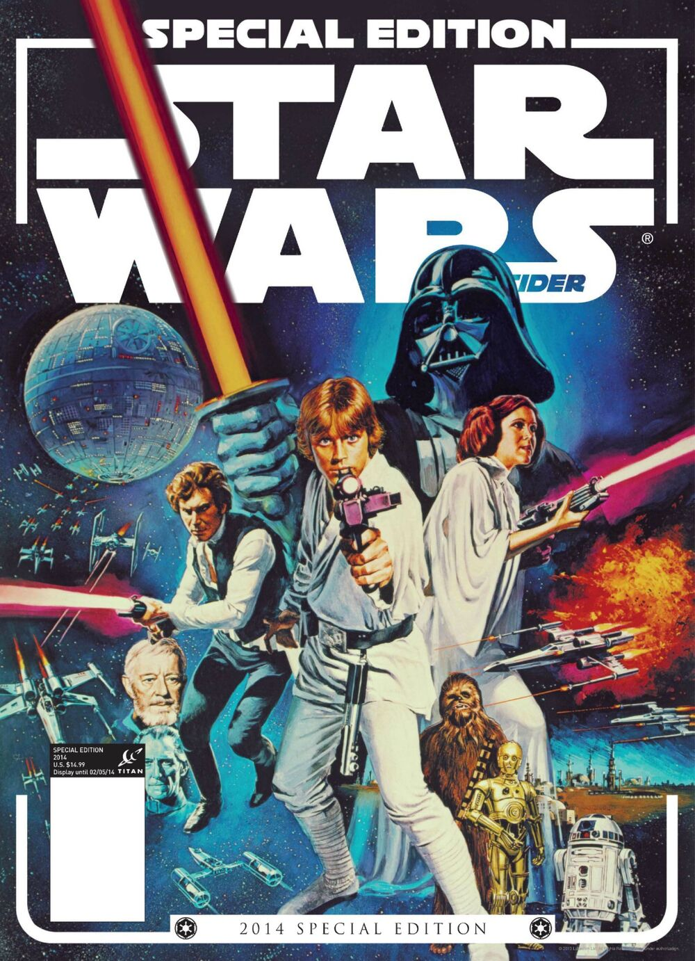 Star Wars Insider Special Edition 2014