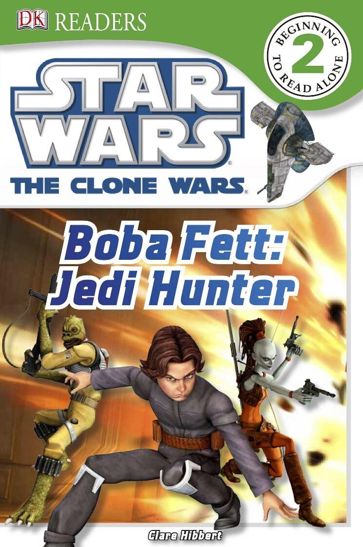 Star Wars The Clone Wars: Boba Fett - Jedi Hunter