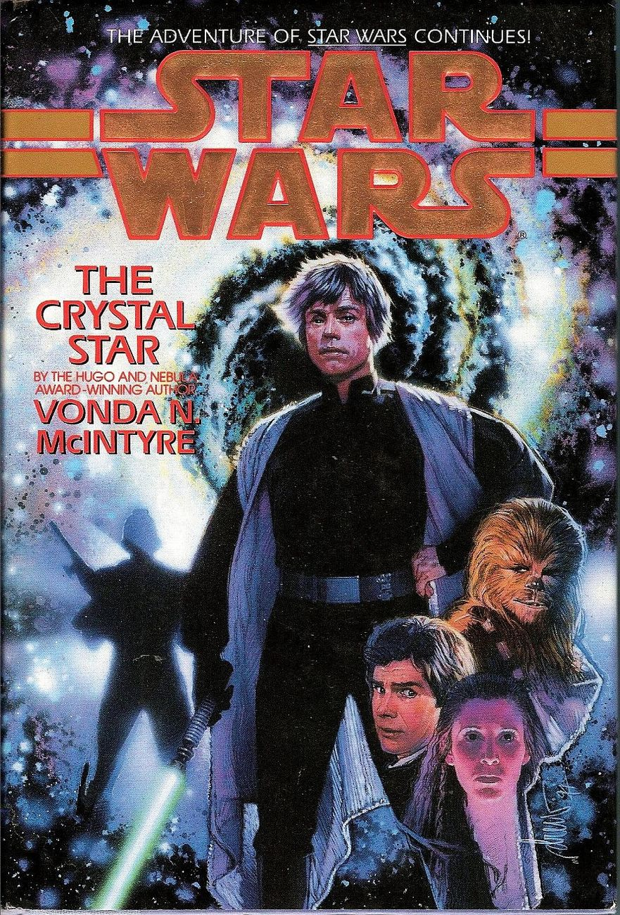 Star Wars: The Crystal Star (paperback)