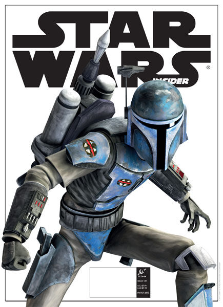 Star Wars Insider 139 - Comic Store Exclusive