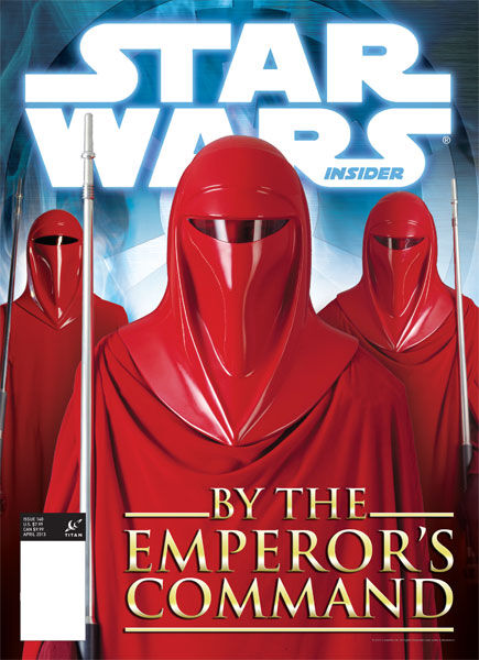 Star Wars Insider 140 - Comic Store Exclusive