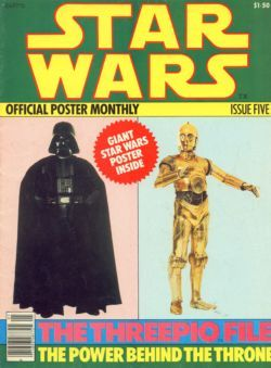 Star Wars Official Poster Monthly 5