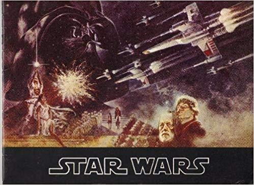 Star Wars Souvenir Program - Second Printing