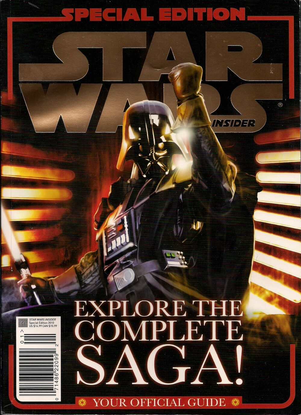 Star Wars Insider Special Edition 2010