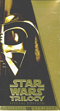 Star Wars Trilogy (Special Edition Full Screen VHS)