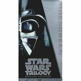 Star Wars Trilogy (Special Edition Wide Screen VHS)