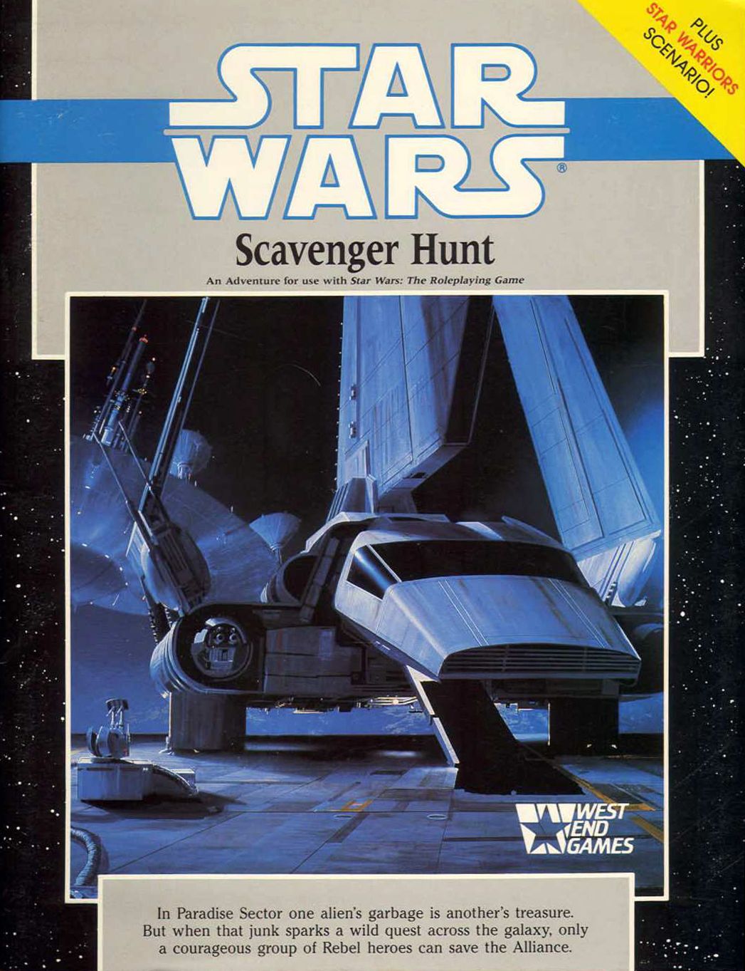 Star Wars: Scavenger Hunt
