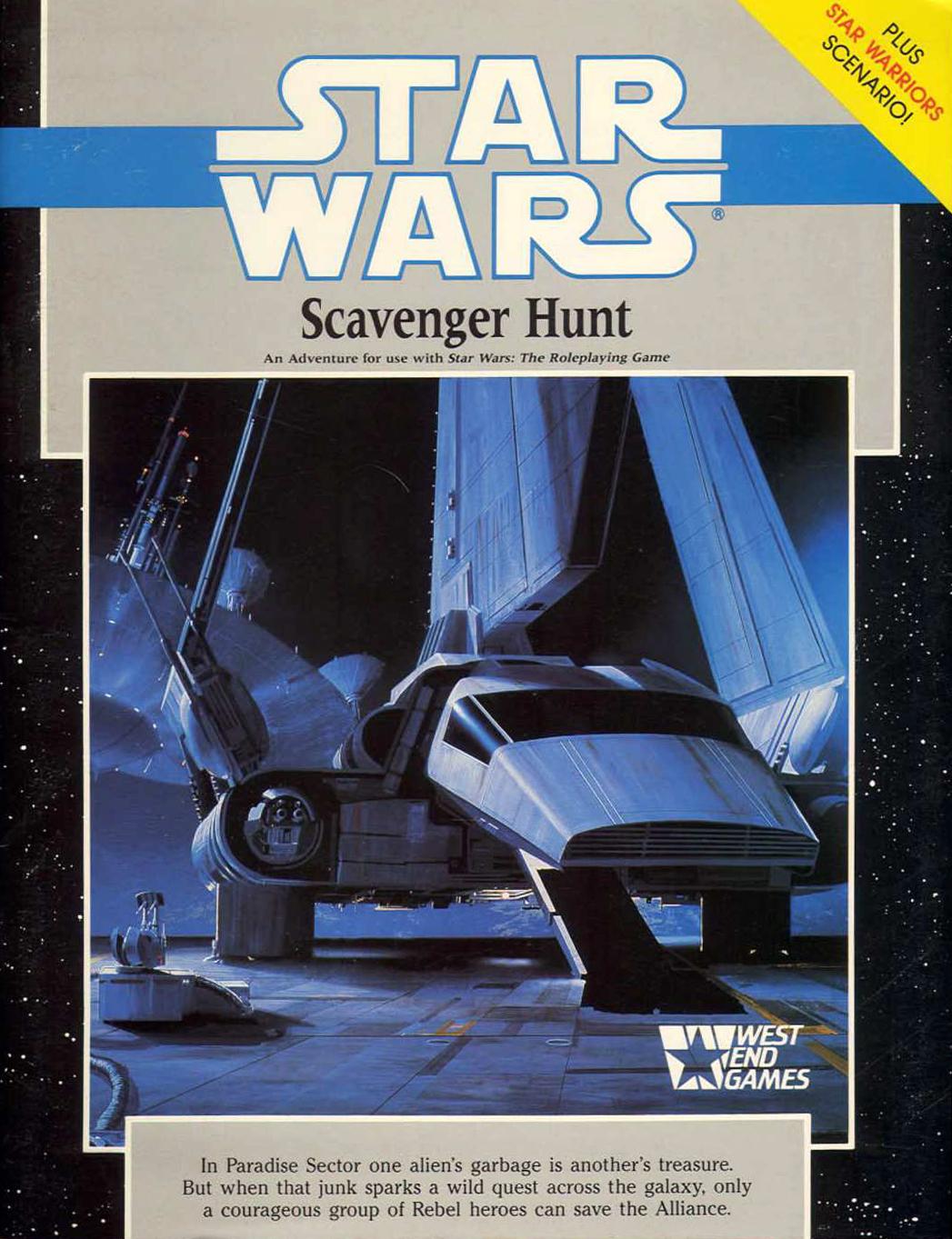 Star Wars: Scavenger Hunt