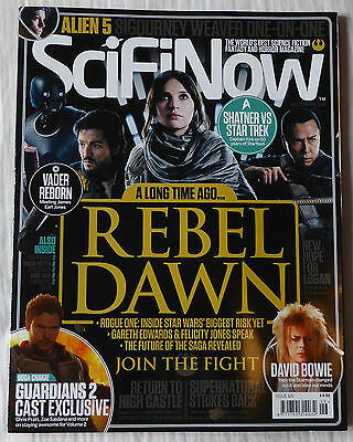 SciFi Now Magazine December 2016