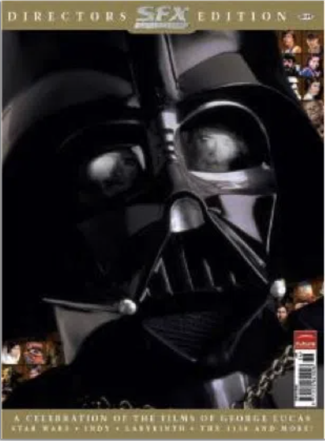 SFX Collector's Edition: A Celebration of the Films of George Lucas