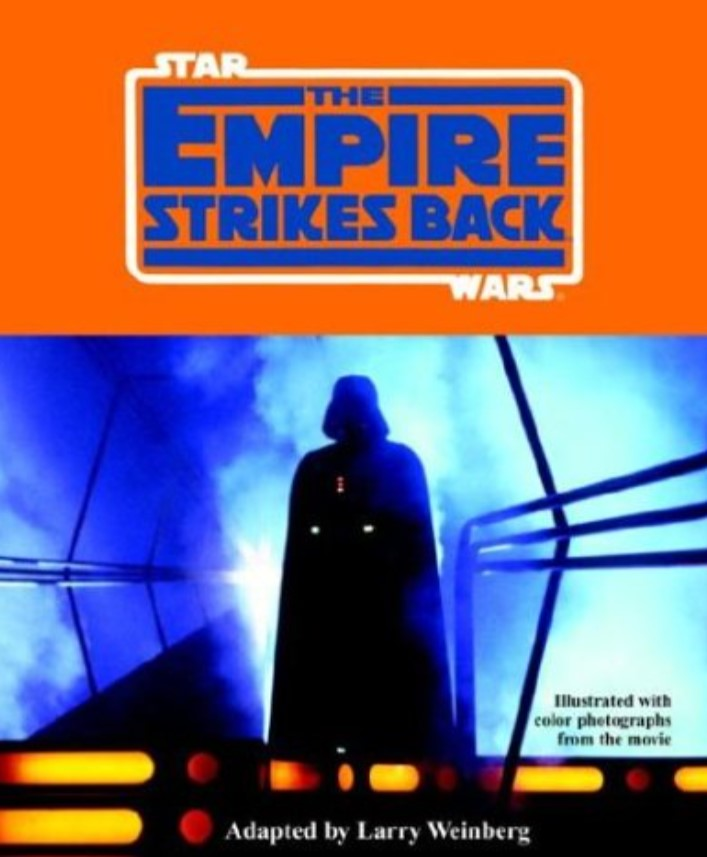 The Empire Strikes Back (Step-Up Movie Adventure)