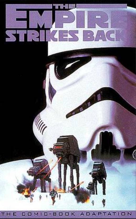 Classic Star Wars: The Empire Strikes Back (Dark Horse THX Release)