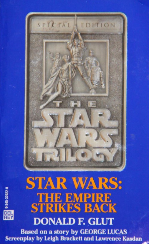 Star Wars: The Empire Strikes Back (Special Edition paperback)