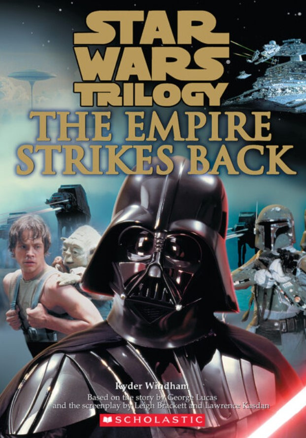 Star Wars Episode V: The Empire Strikes Back (Young Reader Novelization)
