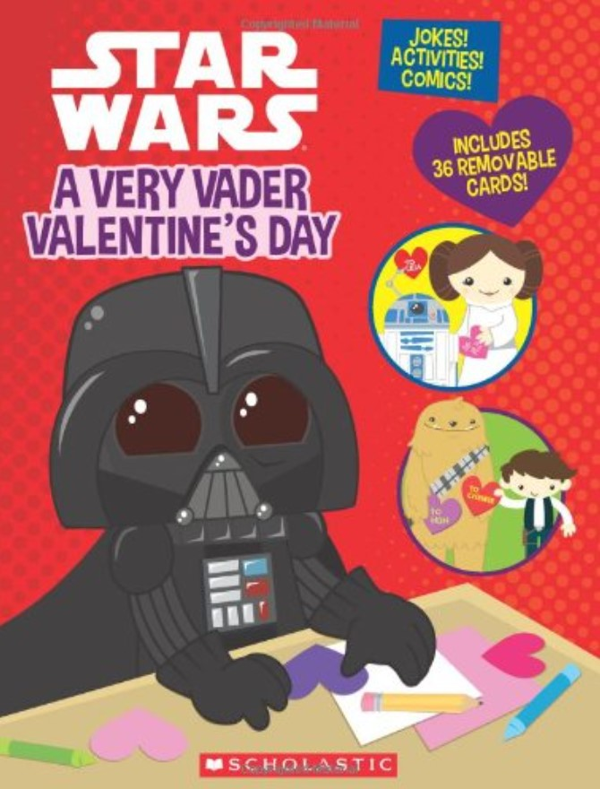 Star Wars: A Very Vader Valentines Day