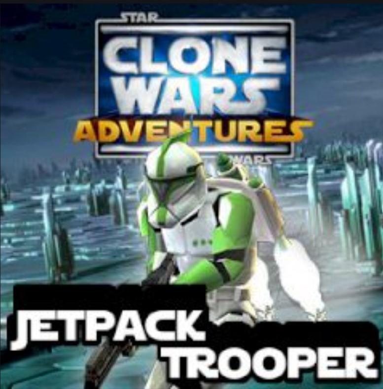 Star Wars: Jetpack Trooper