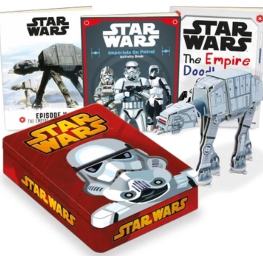 Star Wars Activity Tin: The Empire