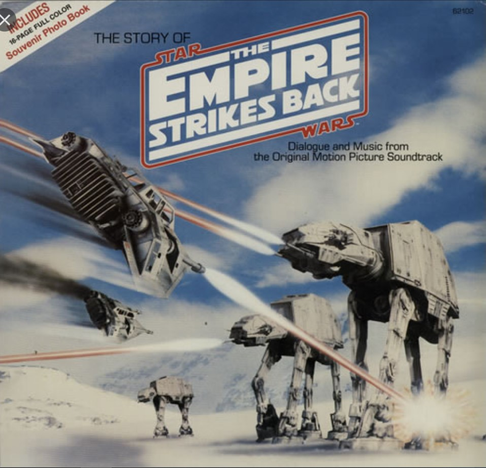 The Story of Star Wars: The Empire Strikes Back