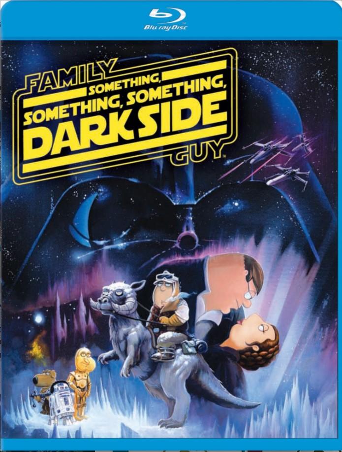 Family Guy Star Wars: Something Something Dark Side (Blu-Ray)