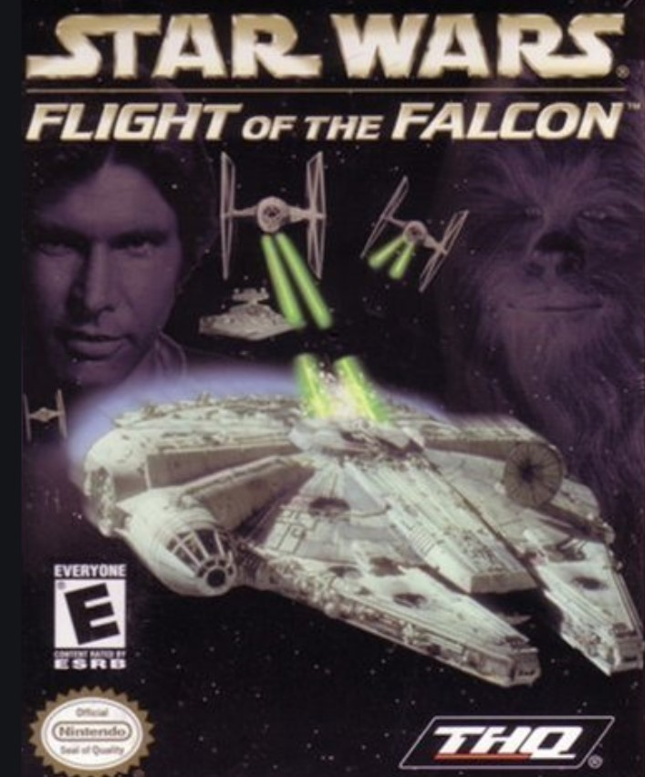 Star Wars: Flight of the Falcon (video game)