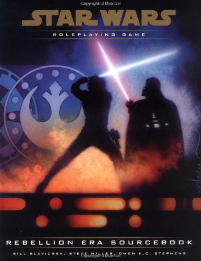 Star Wars: Rebellion Era Sourcebook