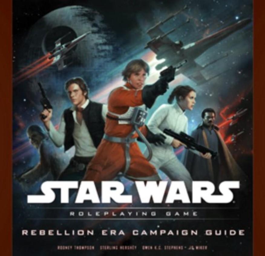 Star Wars: Rebellion Era Campaign Guide