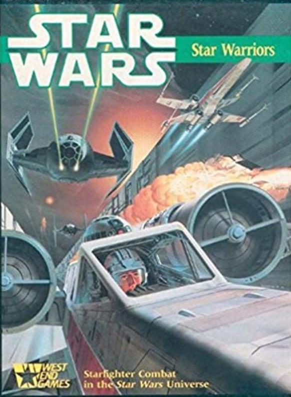 Star Warriors: Starfighter Combat in the Star Wars Universe