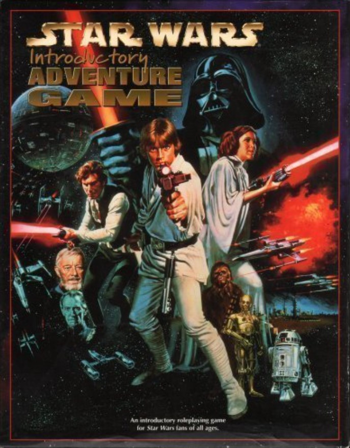 Star Wars Introductory Adventure Game