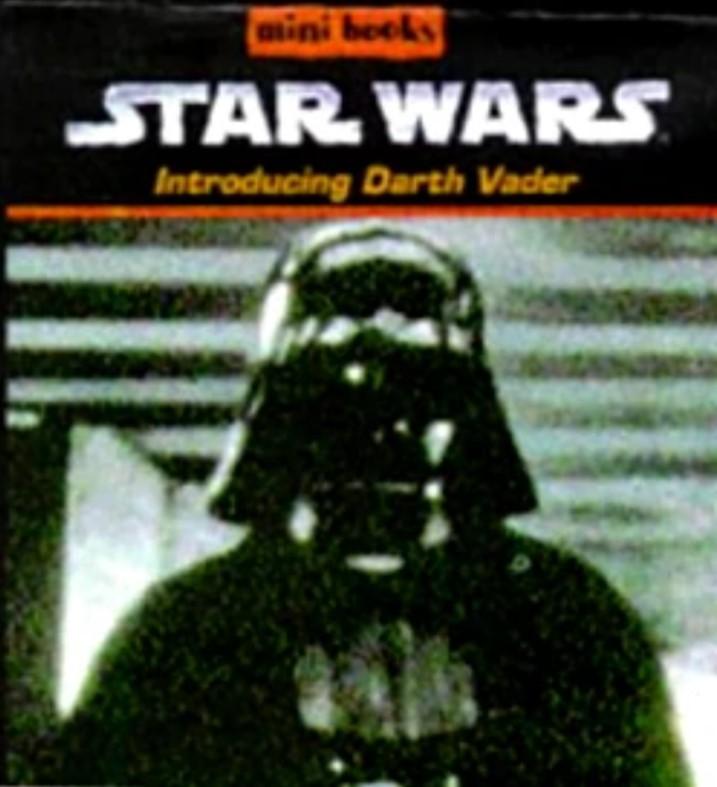 Introducing Darth Vader