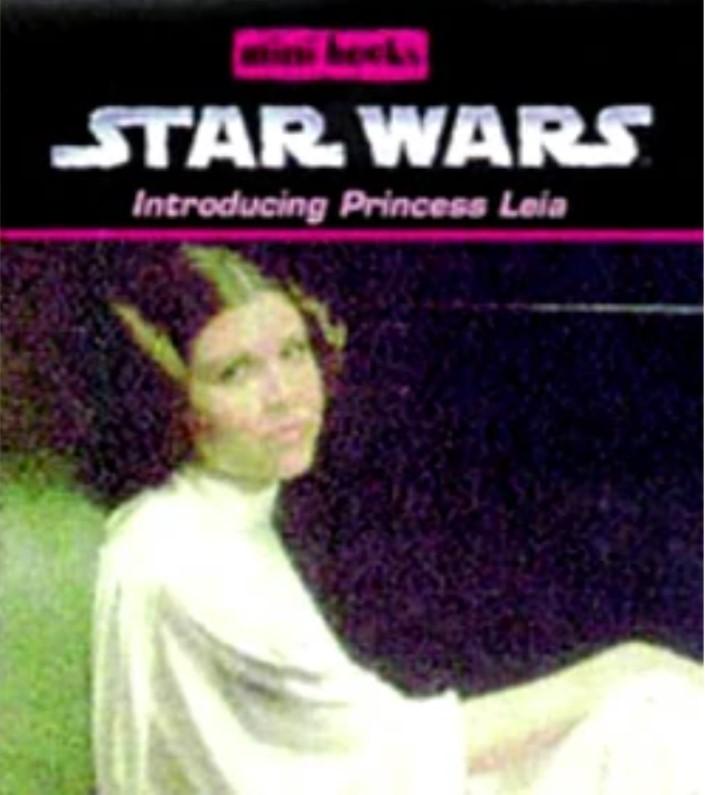 Introducing Princess Leia