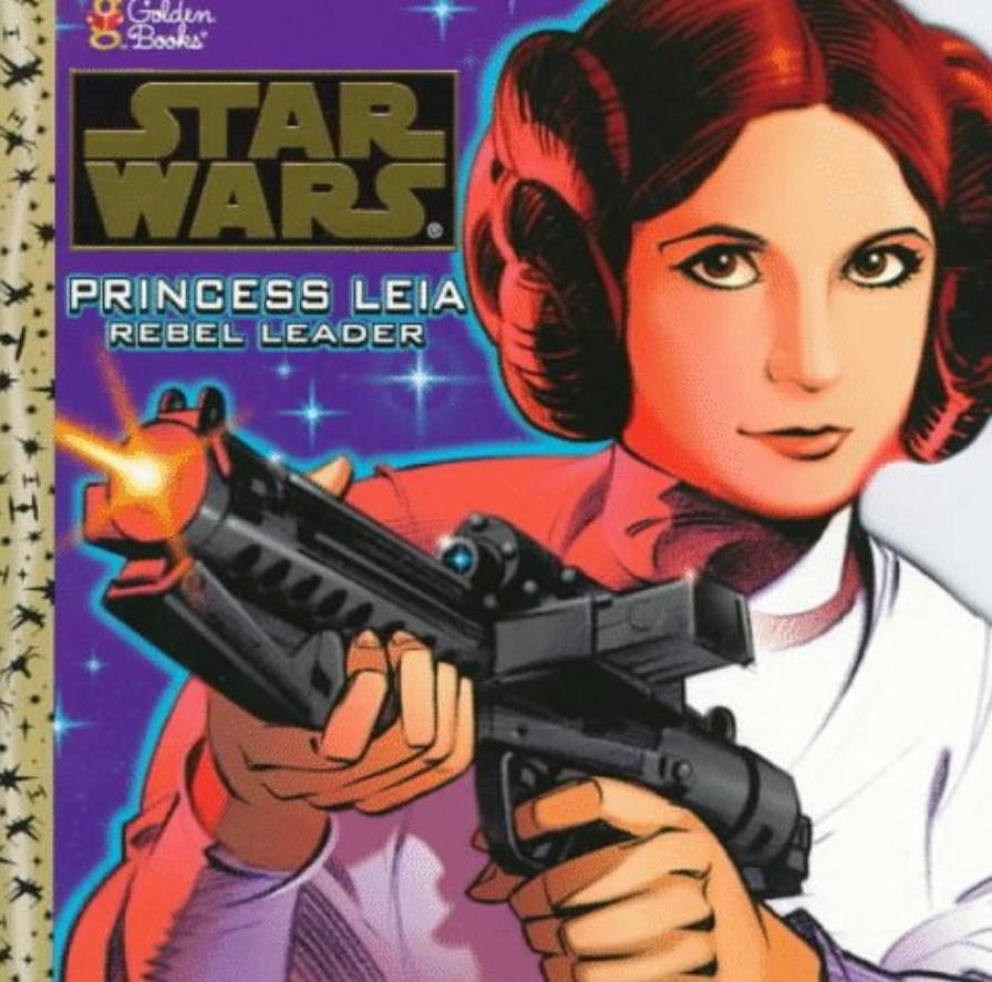 Star Wars: Princess Leia, Rebel Leader