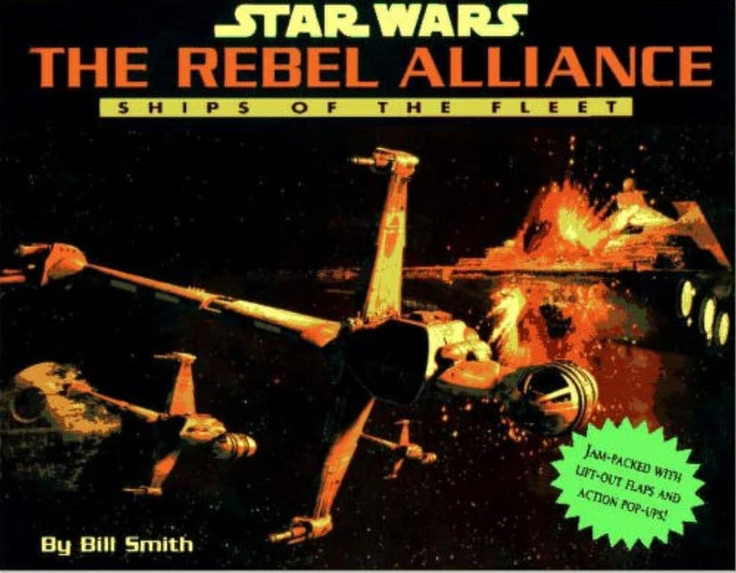 Star Wars The Rebel Alliance - Ships of the Fleet