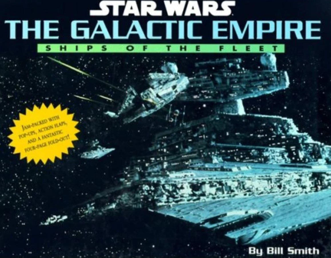 Star Wars The Galactic Empire - Ships of the Fleet