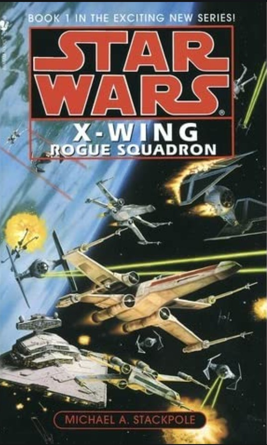 Star Wars X Wing: Rogue Squadron