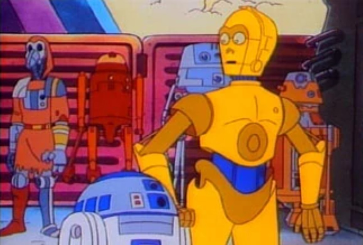 Droids: The Lost Prince