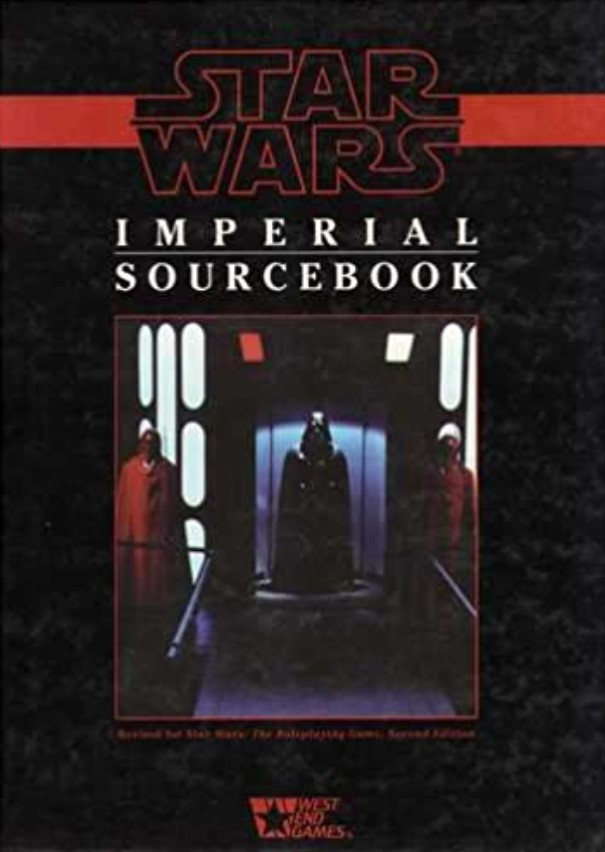 Star Wars Imperial Sourcebook, Second Edition