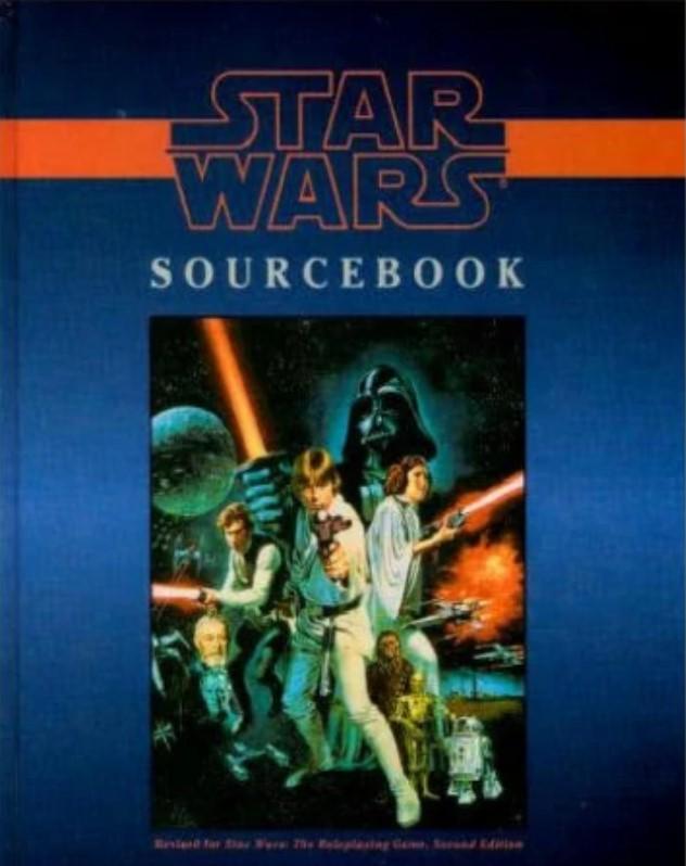 Star Wars Sourcebook, Second Edition