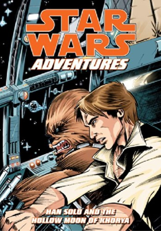 Star Wars Adventures: Han Solo and the Hollow Moon of Korya